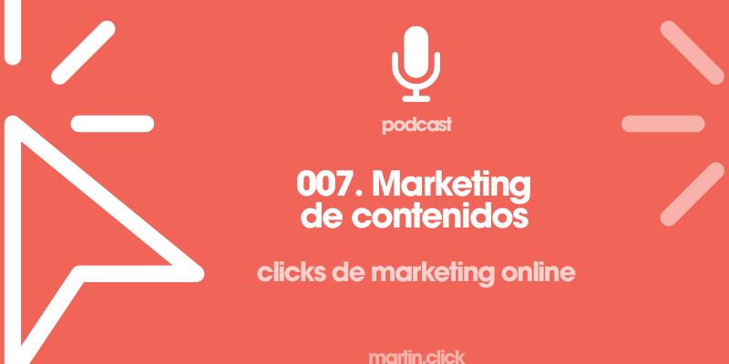 7. Marketing de contenidos