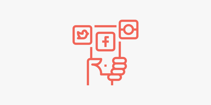 17. Redes sociales