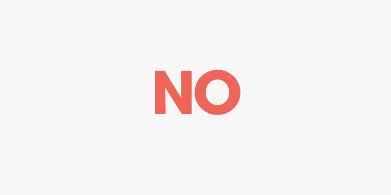 109. Di sí a decir que no
