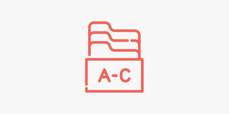 154. Rastreo, indexación y clasificación