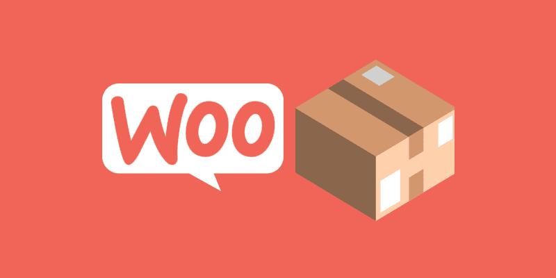 Ajustes de envío en WooCommerce