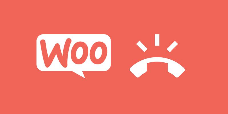 Botón de llamada en productos sin venta de WooCommerce