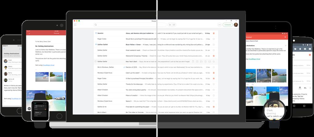 ¿Cómo gestionar tu correo de forma eficiente con Newton? - Multiplataforma