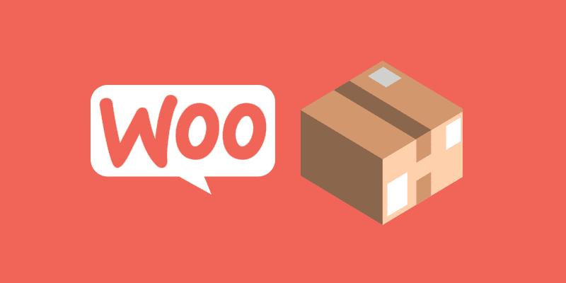 El menú Productos de WooCommerce