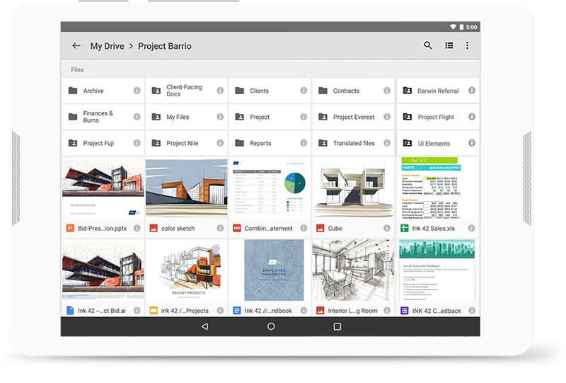 G Suite: todo lo necesario para trabajar de forma eficaz - Con G Suite podrás almacenar todos tus archivos y compartirlos de forma fácil.