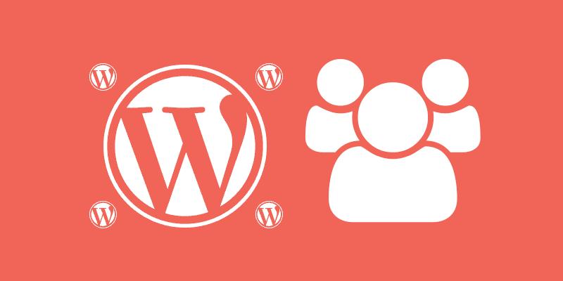 Gestión de usuarios en un WordPress Multisite