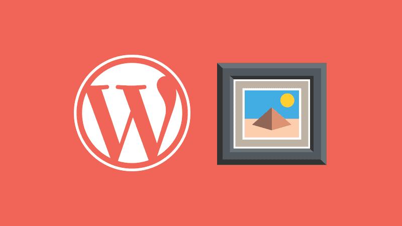 La biblioteca de medios de WordPress