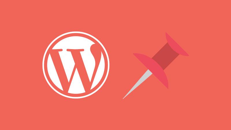 Las entradas de WordPress