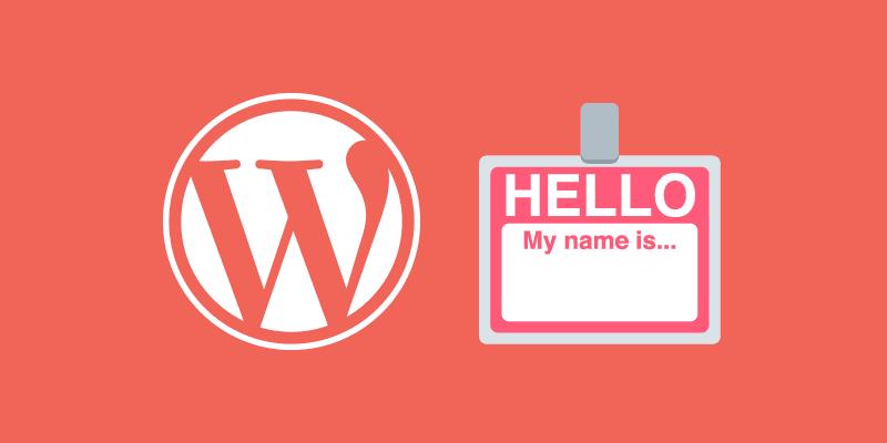 Los usuarios de WordPress