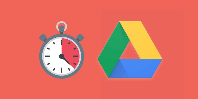 Mejora tu productividad con Google Drive