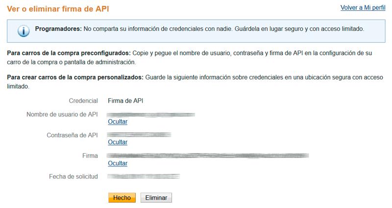 Obtén tus credenciales API de PayPal para lograr una automatización mayor en el proceso de tus pedidos