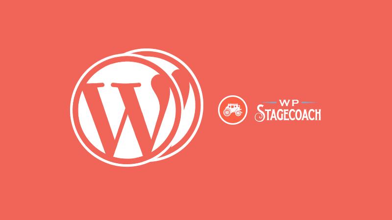 Staging fácil en WordPress con WP Stagecoach
